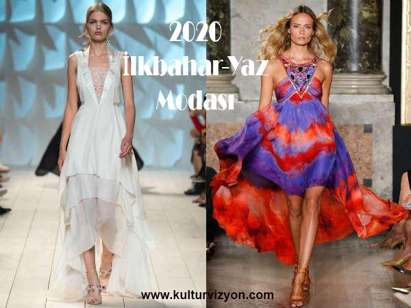 54fc714e1a2c3 2020 İlkbahar-Yaz Modası 2020 Modası Kültür Moda Moda Haber