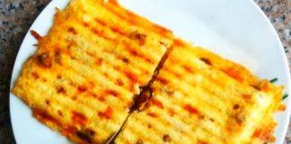 Ekmeksiz Tost Olur mu?