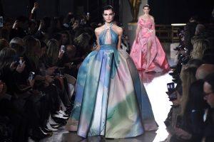 Elie Saab Haute Couture İlkbahar Yaz 2019 Defilesi