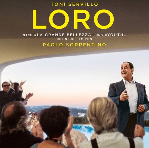 Silvio Berlusconi'nin Hayatı Sinemada