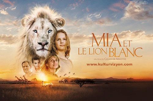 Mia et le Lion Blanc Mart'da Vizyonda