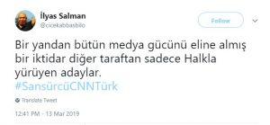 CNNTürk'e Büyük Tepki!