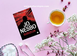 Jo Nesbo'dan Susuzluk
