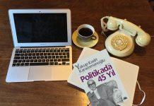 Yakup Kadri karaosmanoğlu'ndan Politikada 45 Yıl