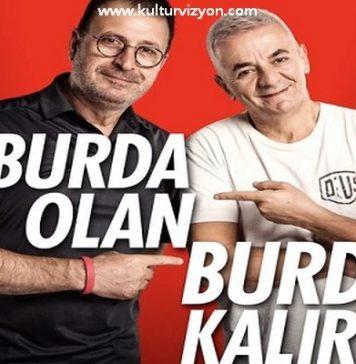 Burda Olan Burda Kalır Adana'da