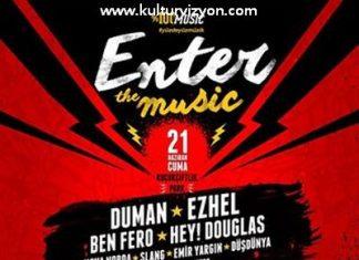Duman-Ezhel-Ben Fero-Hev Douglas Konseri