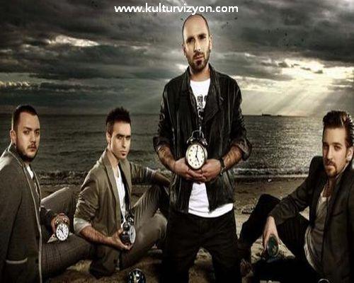 Gripin Antalya Konseri