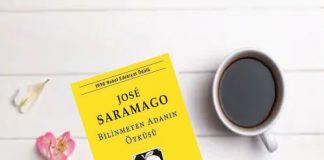 Jose Saramago'dan Bilinmeyen Adanın Öyküsü