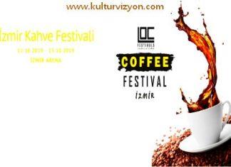 İzmir Coffee Festival Ekim'de Başlıyor