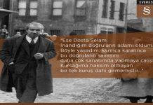 Orhan Kemal'den Eşe Dosta Selam