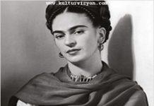 Rauda Jamis'den Frida Kahlo Aşk ve Acı