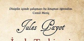 Jules Payot'dan İrade Terbiyesi