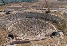 1600 Yıl Sonra Seyirciyle Buluşacak
