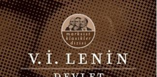 ladimir İlyiç Lenin'den Devlet ve Devrim