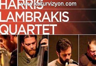 Harris Lambrakis Quartet Konseri