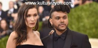The Weekn'den Bella Hadid'e Rest