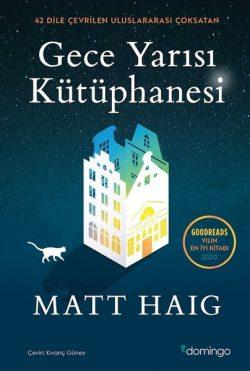 Matt Haig: Gece Yarısı Kütüphanesi
