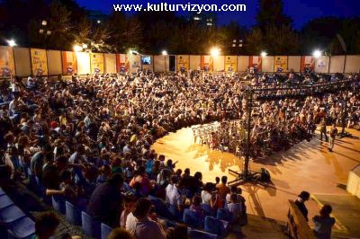 Çocuk Tiyatrosu Festivali Başladı