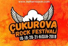 Çukurova Rock Festivali Cuma 2021